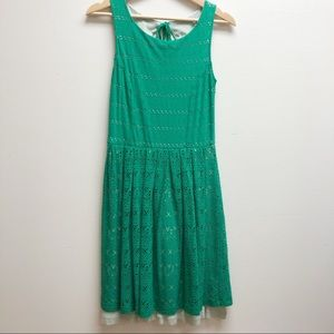 Anthropologie keyhole Dress